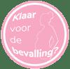 Klaar voor de bevalling Logo