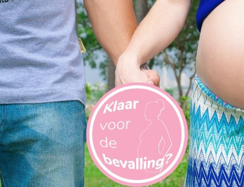 """De zwangerschapstraining """"Klaar voor de bevalling"""""""